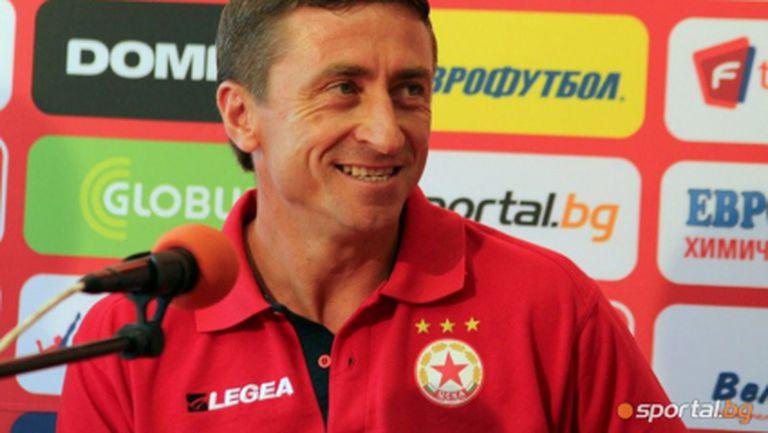 Нанков: Радващо е, че феновете се завръщат на стадиона