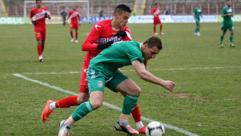 Бодуров и Генчев на линия за дербито Литекс - Ботев (Пд)