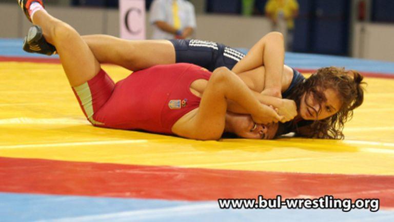 Втори медал за България от световното по борба