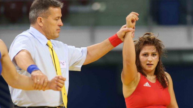 Джанан Манолова със сребро след загуба на финала на световното