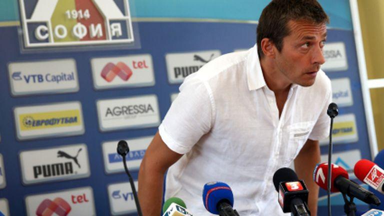 Йоканович поиска 9 нови футболисти - обяви защо Левски изгони четиримата чужденци