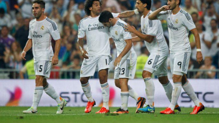 Иско отърва Реал Мадрид в дебютния мач