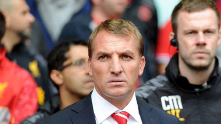 Роджърс: Ливърпул става все по-силен
