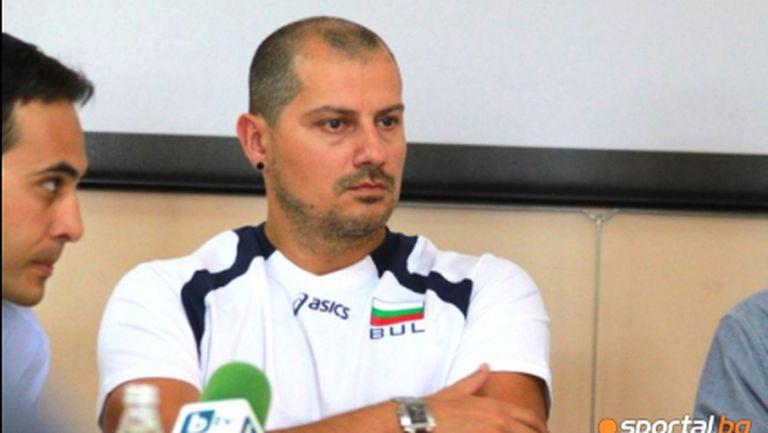 Представиха Николай Иванов като помощник на Камило Плачи ( ВИДЕО + ГАЛЕРИЯ)