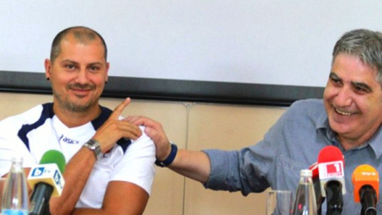 Камило Плачи: Радвам се, че ще работя с Николай Иванов (ВИДЕО)