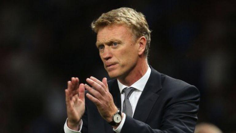 Дейвид Мойс: Бейл? Нормално е Манчестър Юнайтед да се цели в най-добрите