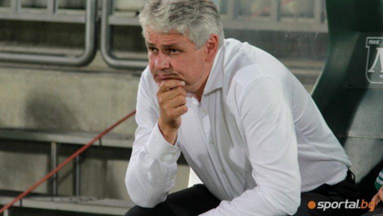 Стойчо Стоев: Казах на футболистите, че ще ни приземят