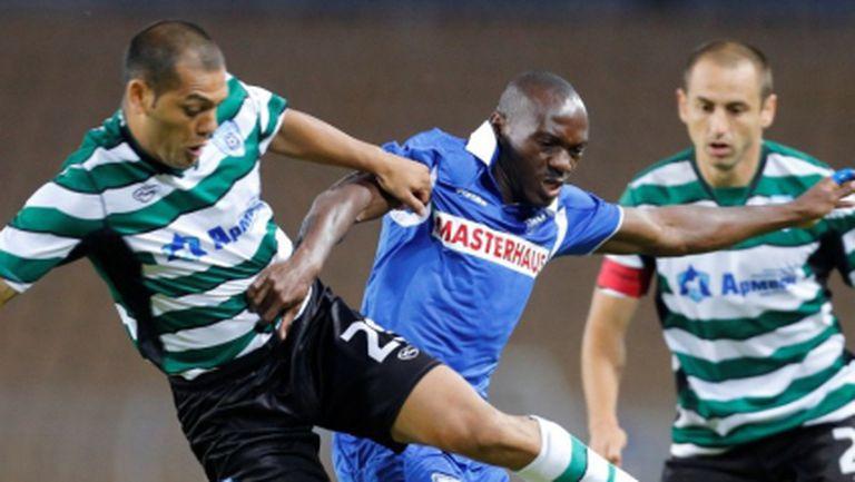 Уатара отказва да играе за Черноморец