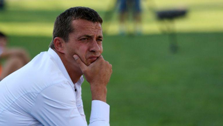 Йоканович постави нова цел пред Левски