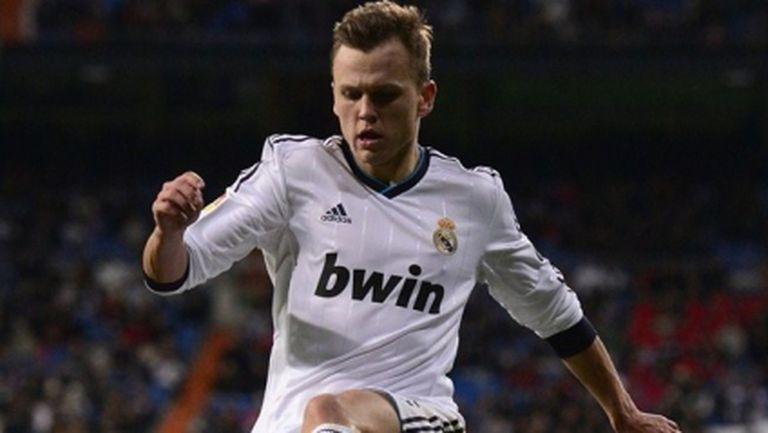 Официално: Севиля взе под наем Черишев от Реал Мадрид
