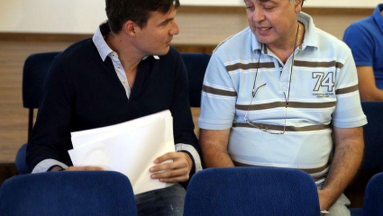 Христо Йовов: Левски не се притеснява