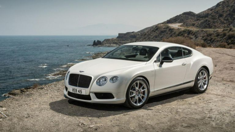 Bentley представи новия Continental GT V8 S