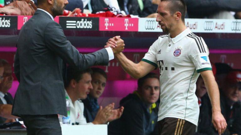 Гуардиола: В Бундеслигата няма слаби отбори