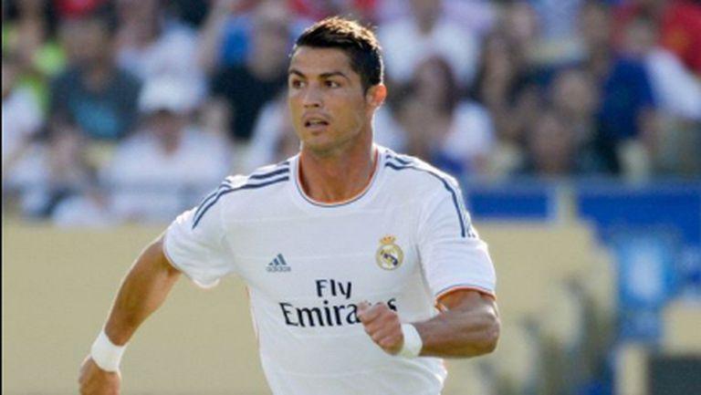 В Испания: Роналдо преподписа с Реал Мадрид