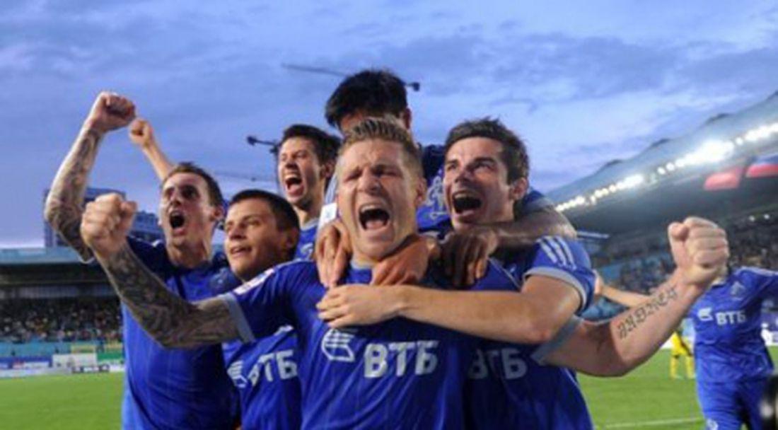 Хеттрик на Воронин доближи Динамо до лидерите (видео)