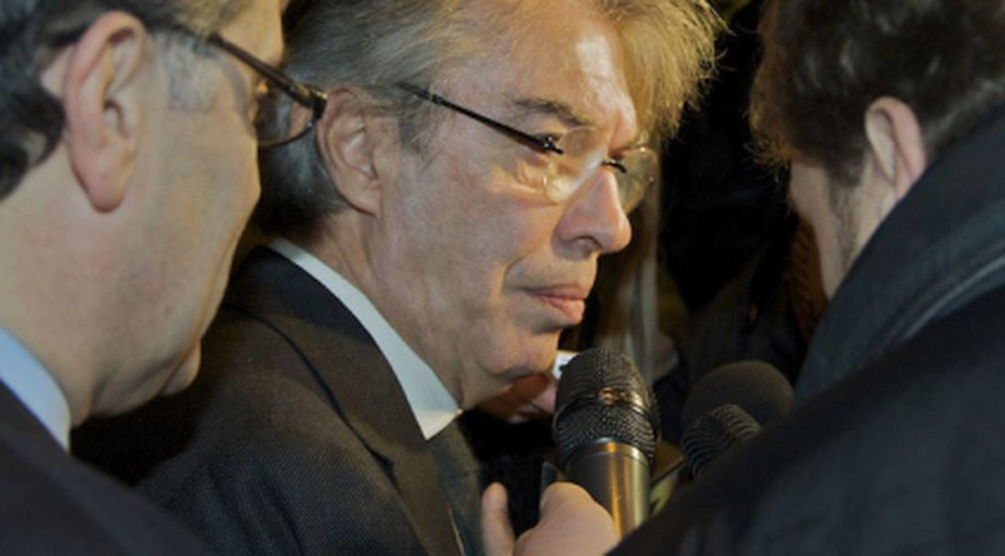 Масимо Морати: Повече няма да съм президент на Интер