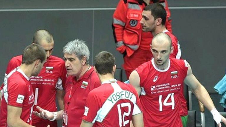 България взе гейм на Русия и ще играе в плейофите (ВИДЕО + ГАЛЕРИЯ)