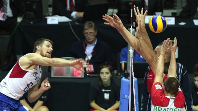 Резултати, класиране и плейофни двойки на Евроволей 2013