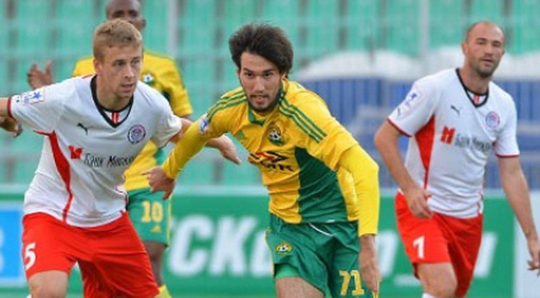 Ивелин Попов отново впечатли с техниката си (видео)