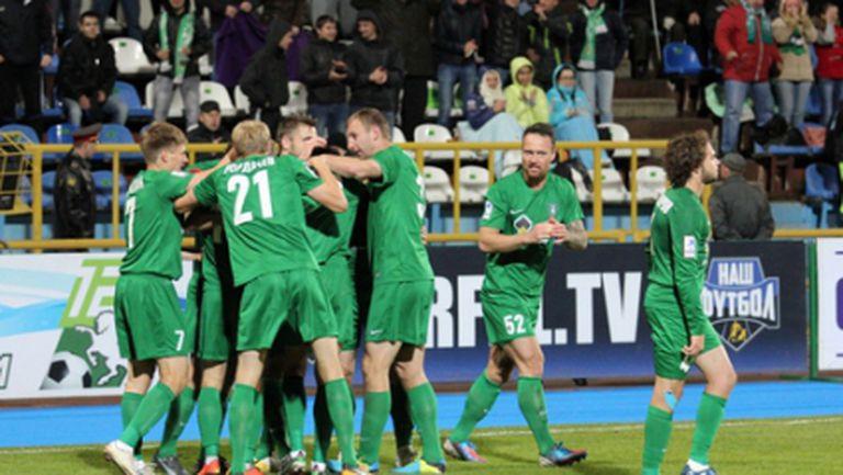 Радост в Томск, българите не играха