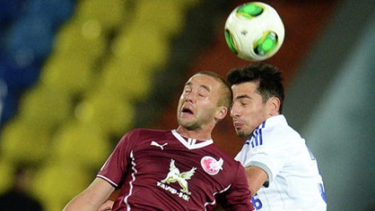 Рубин и Динамо си вкараха по два гола и поделиха по една точка