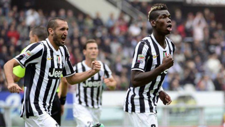 Ювентус взе дербито с Торино с гол от засада (видео+снимка)