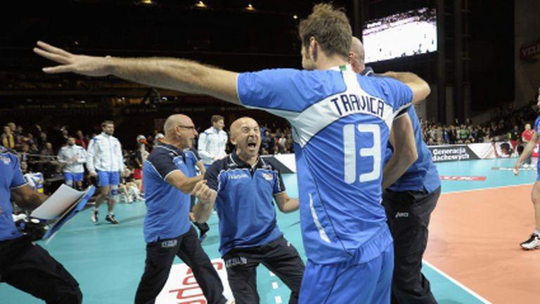 На Апенините: Супер Италия прати България в нокдаун