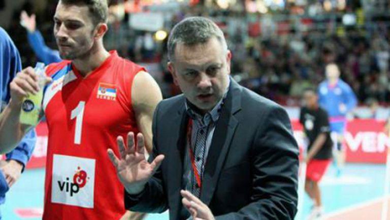 Игор Колакович: Много съм щастлив, че сме на подиума