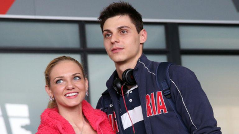 Мис България посрещна волейнационалите (ГАЛЕРИЯ)