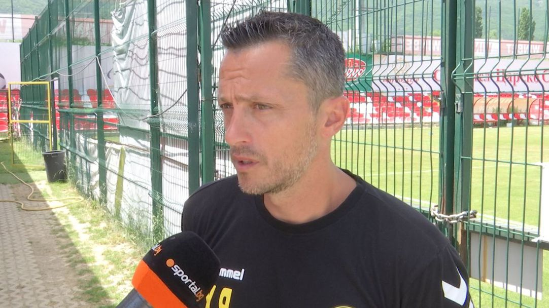 Янев: Имаме доста работа да свършим, имам за цел да играем добър футбол