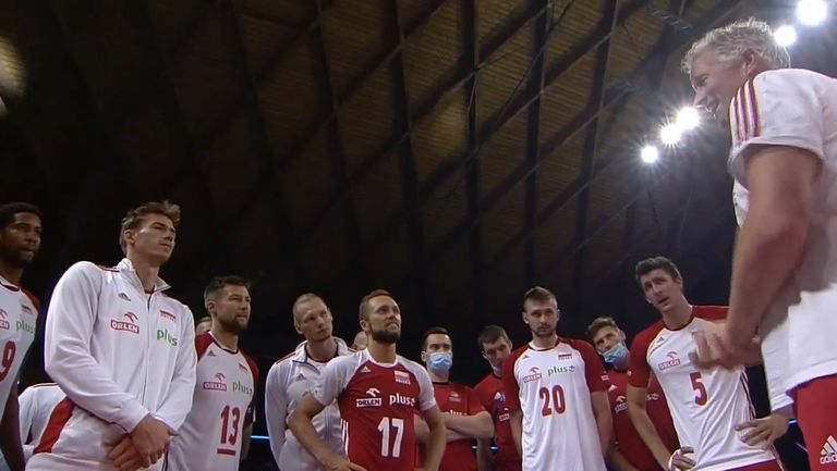 Полша - Словения 3:0
