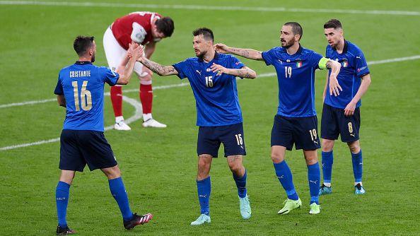 След драма и продължения: Италия победи Австрия с 2:1 и се класира на 1/4-финалите