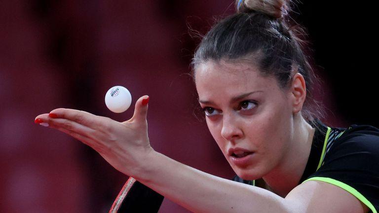Полина Трифонова приключи участието си в Токио