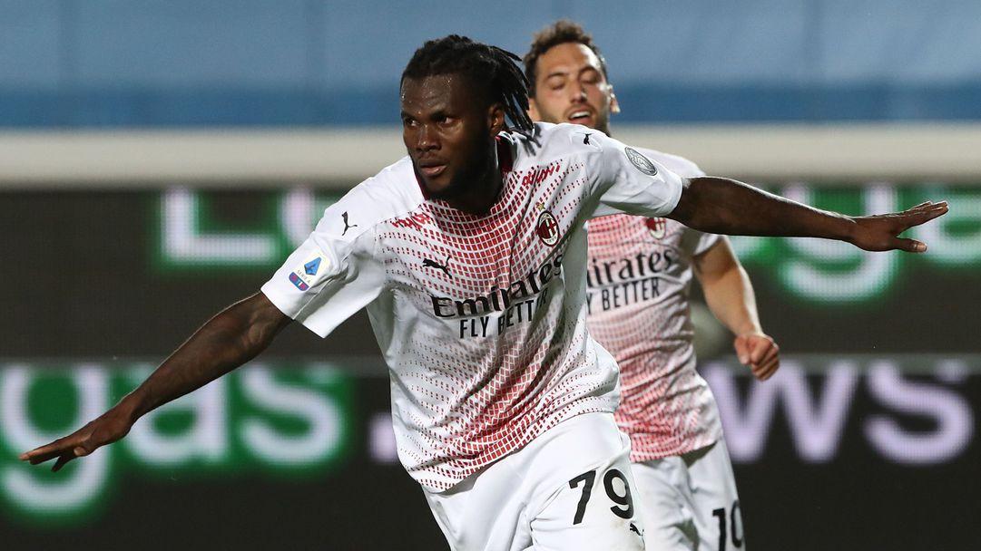 Кесие: Искам да остана в Милан, ръководството го знае