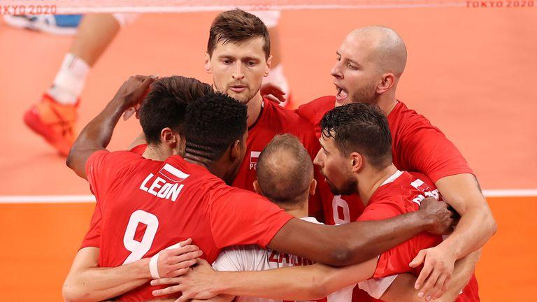 Бартош Курек и Вилфредо Леон изведоха Полша до гръмка победа над Италия 🏐