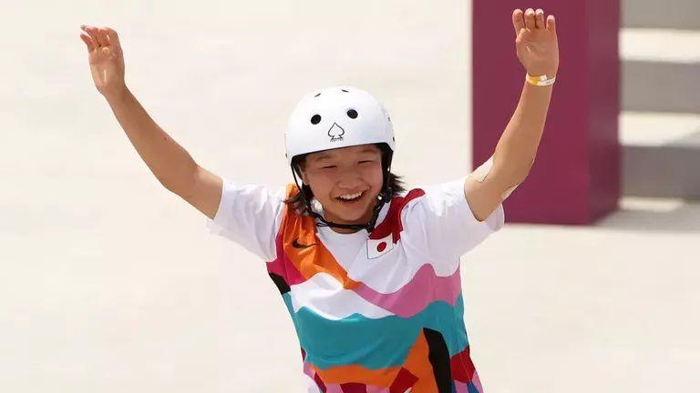 Японската доминация в скейтборда продължи с титла на 13-годишната Момиджи Нишида