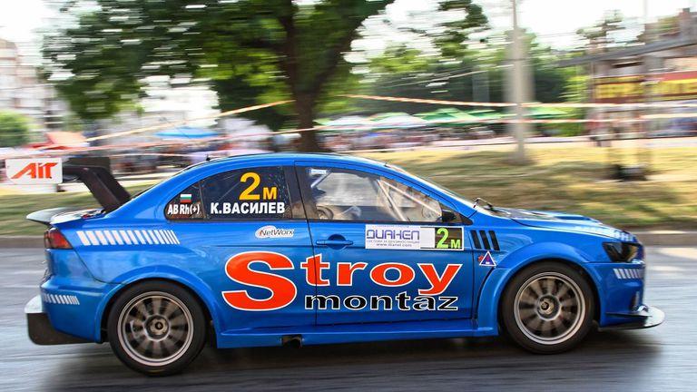Камен Василев с четвърти резултат на Писта Русе