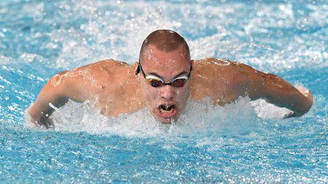 Неприятна изненада: Антъни Иванов не успя да се класира за полуфиналите на 200 м бътерфлай в Токио
