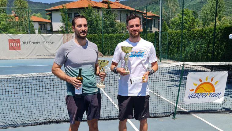 Станислав Георгиев е шампионът на RIU Pravets Open II