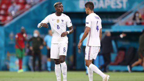 Има сделка за Варан, французинът минава прегледите в Манчестър Юнайтед в сряда