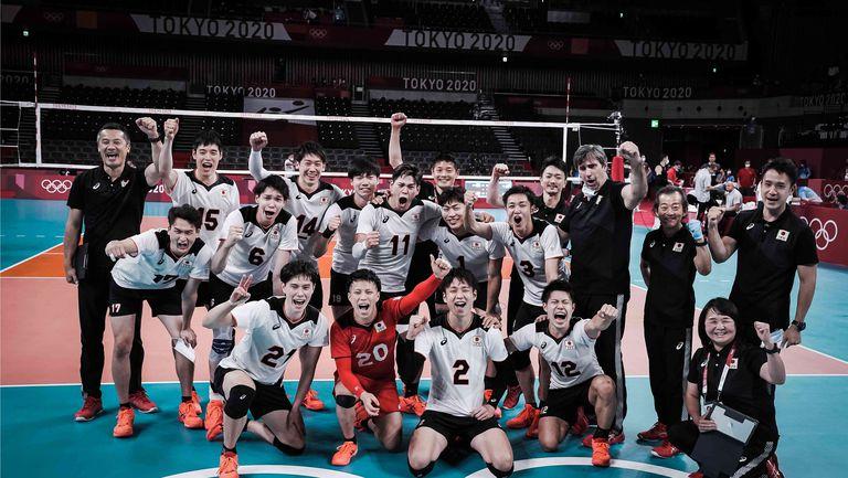 Япония обърна Канада за втората си победа в Токио🏐