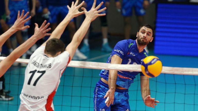 Цветан Соколов с 16 точки, Динамо (Москва) с 8-а поредна победа за Купата на Русия