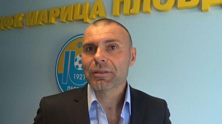Красимир Чомаков: Сто години Марица! Това е нещо велико