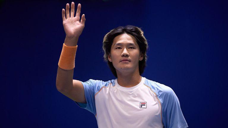 Южнокореец спечели първа ATP титла в кариерата си