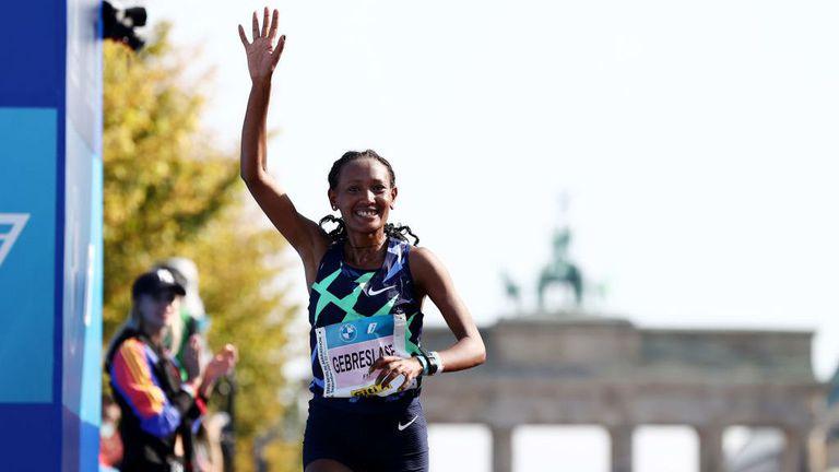 Етиопски триумф и при жените на Берлинския маратон