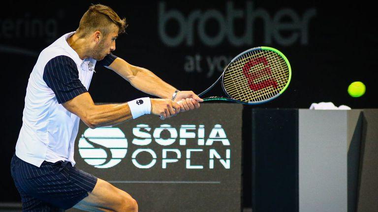 Невероятен Донски извоюва първа българска победа на Sofia Open