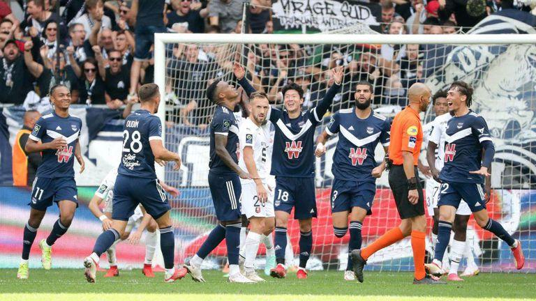 Късен гол спаси Бордо от домакинска загуба от Рен