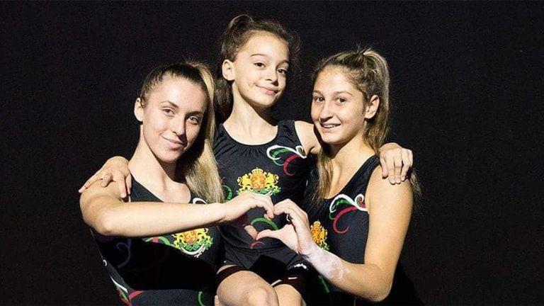 Тройката жени приключи участието си на Европейското по спортна акробатика