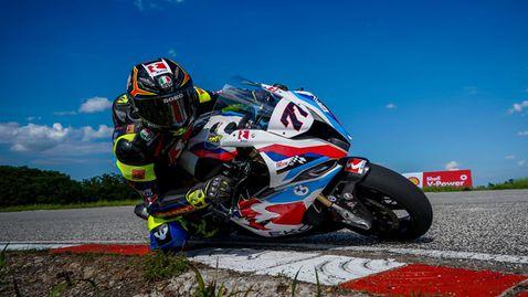 Мартин Чой стана шампион на България по мотоциклетизъм за рекорден път