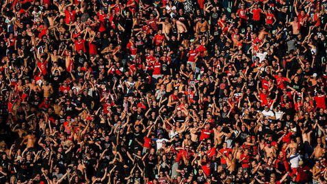 ЦСКА - София е най-потърпевш от затварянето на стадионите